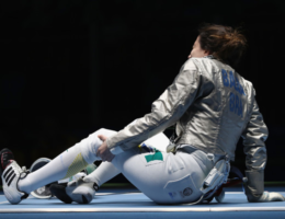 infortunio ginocchio posteriore