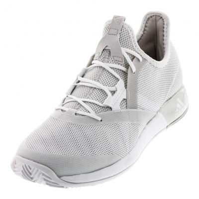 "Adidas ""Adizero defiant bounce"" Fencing Shoes White"